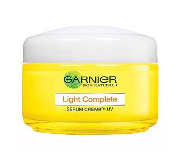 Garnier Light Complete Fairness Serum Cream SPF19  40g BD
