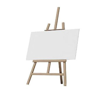 Art Canvas Stand - 48 Inches