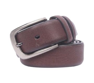 Safa Leather Artificial Leather Belt For Man