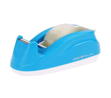 Deli 808 Tape Dispenser - Sky Blue color