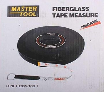 Fiberglass Measuring Tape 100 Feet