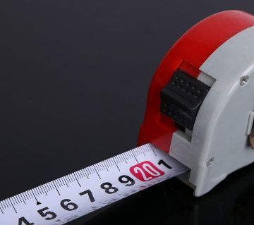 Measuring Tape Steel Measure Retractable Flexible Ruler Tools