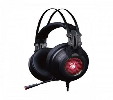 A4tech G525 Virtual 7.1 Surround Sound Gaming Headset Black