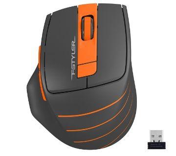 A4TECH FG30 WIRELESS MOUSE Orange
