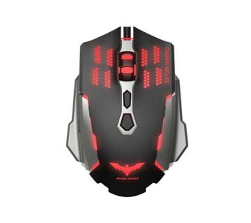 HV-MS765 Gaming USB Mouse - Multi-color