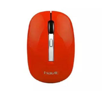HV-MS980GT - Wireless Mouse - Red