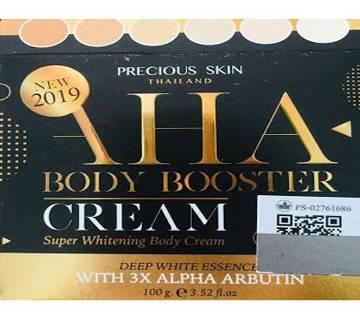 AHA Body Booster Cream-100ml-Thailand