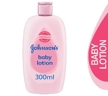 Johnsons Baby Lotion 300ml Thailand