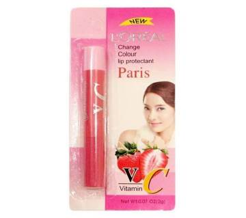 Loreal color change lip protectant 2g uk