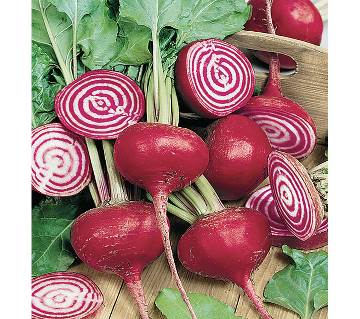 Beetroot Chioggia Seed - 30 Seed