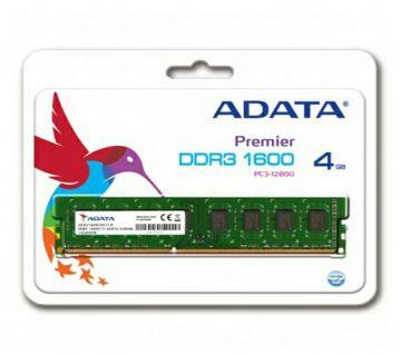ADATA 4GB DDR3 1333Mhz Ram