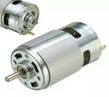D775 Motor (DC 12V-36V 13000-19000 RPM High Torque & High Power Motor)