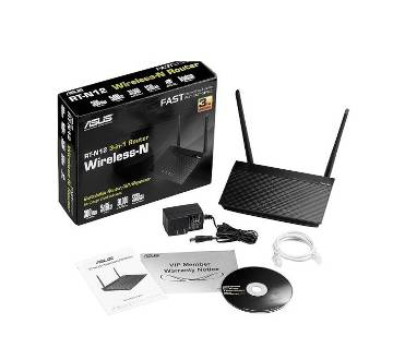 ASUS RT-N12 wireless ROUTER 2 ANTEENA