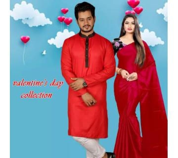 Falgun Punjabi & Saree Couple Offer