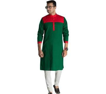 Semi Long Panjabi For Men