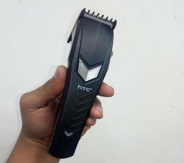 HTC AT-527 Rechargeable Cordless Trimmer For Men (Black)