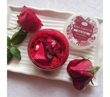 Rose Smoothie Glass Skin Body Scrub 150 g Philippine