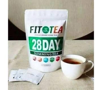 Fit_Tea 28 day Slimming Tea  28 Piece China