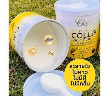 COLLA Zinc Plus_C 50 g  Japan