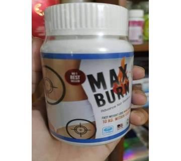 Max Burn Slimming capsule-30pcs-Thailand