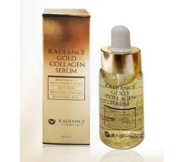 Radiance gold collagen serum