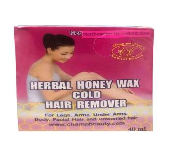 Herbal Honey Wax Cold Hair Remover 40 ml Thailand