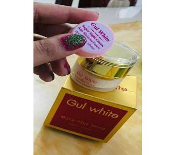 Gul white  Night cream