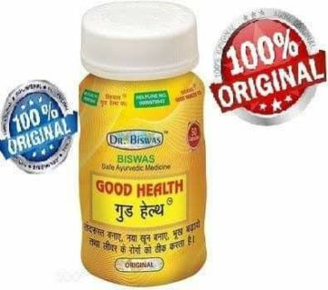 Dr. Biswas Good Health Slimming medicine-50pcs-India