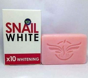 Snail Soap-70gm-Thailand
