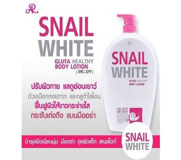 Snail white Gluta Healthy Body Lotion 800ml Thailand