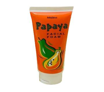 Papaya Facial Foam 100 gm Thailand