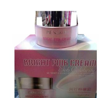 Bright Pink Day Cream