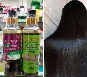 Dr. Devit Organic Hair Oil-300ml-UAE