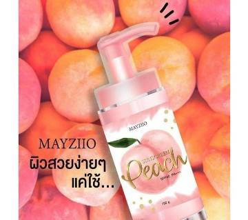 mayziio peach lotion