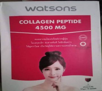 Watsons Collagen peptide 4500mg Drinking Juice