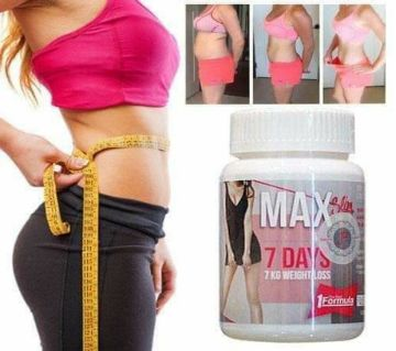 Max 7 Days Slimming Capsule 30 Piece Thailand