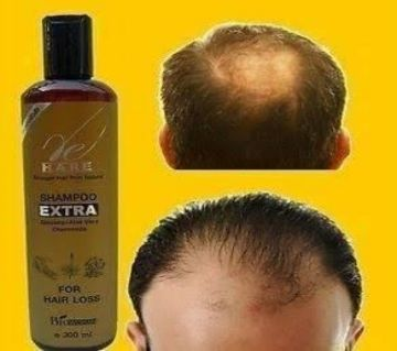 Biowoman with Ginseng + Aloevera Chamomile FOR Hair Loss Shampoo-300ml-Thailand