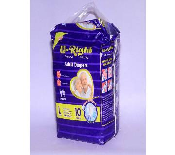 U-Right Adult Diapers