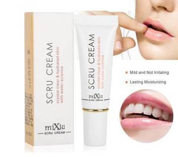 Scru Cream Lip Scrub - 12gm-China