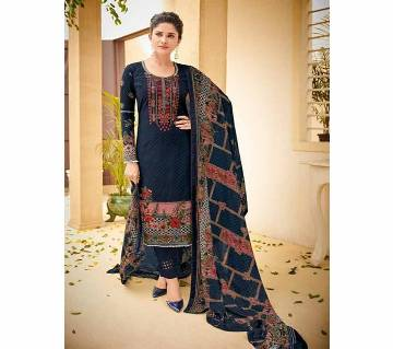 Unstitched House of Lawn Inaara Suits