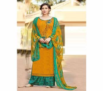 Semi Stitched Simran By Tanishk Fashion Salwar Suit