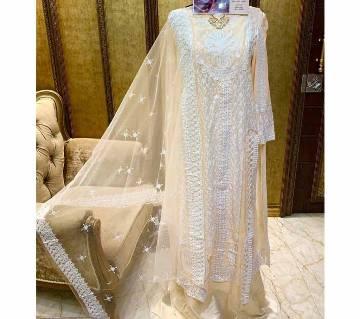 Semi Stitched Anaya Pro By Shraddha Designer Pakistani Suit
