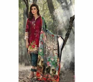 Unstitched Shree Fab Al-Zohaib NX Summer Collection