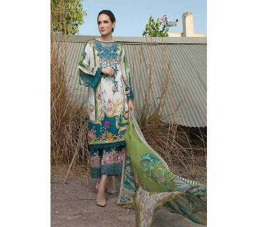 Unstitched Shree Fabs Firdous Exclusive Collection