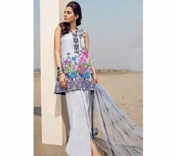 Unstitched Sana Safinaz Summer Collection 19 Juvi Fashion