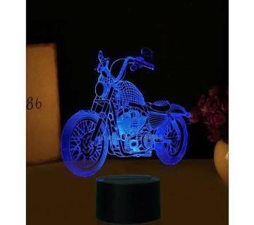 Beautiful LED Lamp - 30 - Bike