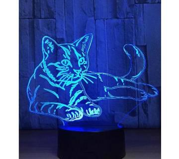 Beautiful LED Lamp - 32 - Cat
