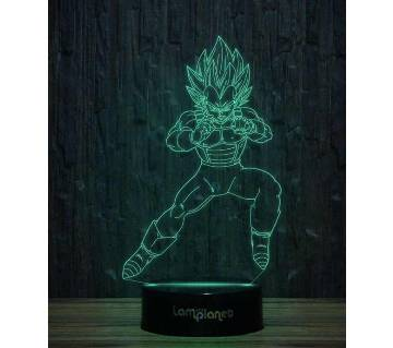 Beautiful LED Lamp - 17 - Goku