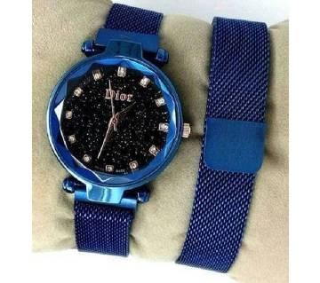 Dior high quality magnet Analog Watch For Women