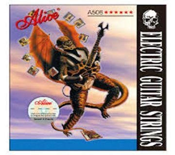 Alice electric guitar strings